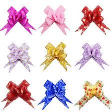 pull bows wholesale online shop 3 4cm x 50cm ribbon pull bows wholesale present bows