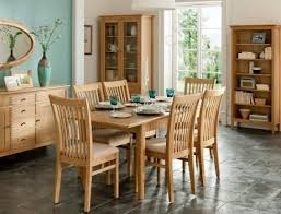 6 seater oak dining table willis and gambier spirit dining table oak 4 6 seater dining table