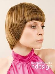 how to cut hair with rounded corners in back mireille matthieu look hairstyle with rounded corners