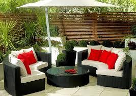 Rattan Curved Sofa Furnitures Fresh Design Garden Outdoor Furniture Better Homes