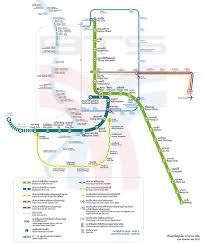 Bangkok Subway Map by First Impressions Thailand The Land Of Smiles The Holidaze
