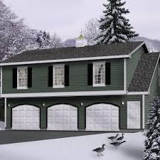 garage plans with porch floor plan screened car porch carport work house loft level garage