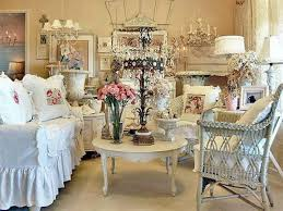 Shabby Chic Living Room by