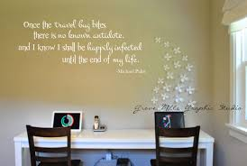 decoration wall quote decals home decor ideas office wall decal gallery of art wall quote decals