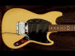 fender mustang guitar vintage guitar fender mustang de 1977