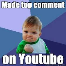 Mad Baby Meme - mad baby meme made top comment on youtube memes pinterest
