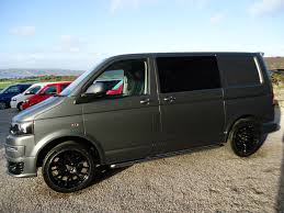 vw minivan vw t5 transporter r line kombi 140 ps west coast vanswest coast vans