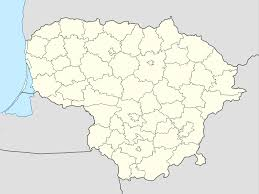 Lithuania World Map by Lithuania Map Blank Political Lithuania Map With Cities