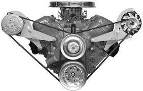 corvette alternator bracket alan grove components 218l on sale at pitstopusa com