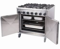 titan 6 burner range 900mm dual fuel lpg sku 444440414 lec