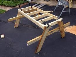 build a picnic table incredible 10 picnic table diy picnic table building a picnic how to