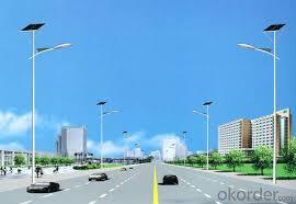 Solar Led Street Lighting by Buy Solar Led Street Lamp An Slc 60w Price Size Weight Model Width