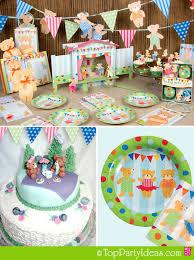 teddy bear party and teddy bear birthday ideas