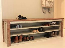 Cubby Storage Bench by Bench Narrow Bench For Entryway 25 Stunning Decor With Rustic