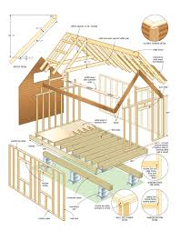 plans for small cabin how to build a cedar bunkhouse from the ground up