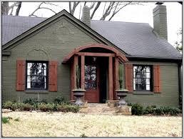 exterior paint colors with brick exterior paint color schemes for