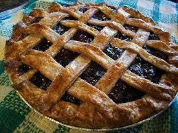 cuisine irlandaise traditionnelle blueberry pie la tarte aux myrtilles irlandaise