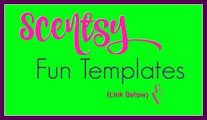 scentsy gift certificate template virtren com