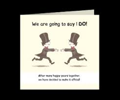 Groom And Groom Wedding Card Same Wedding Invitations Planet Cards Co Uk