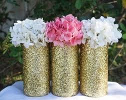 Gold Centerpiece Vases Gold Centerpiece Etsy