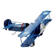 airplane home decor home deocr retro biplane model home decor metal plane model iron