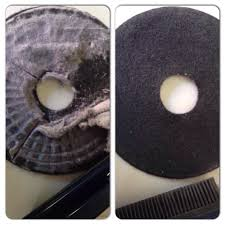 Clothes Dryer Filter Norwex Before And After Clothes Dryer Filter Cleaned With The