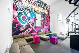 cool offices peek inside spotify u0027s new york office