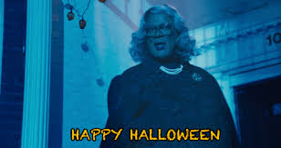 Happy Halloween Meme - tyler perry happy halloween gif by boo a madea halloween find