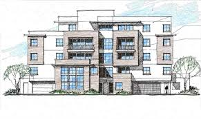 Residential Plan by San Mateo Residential Project In Early Planning Stages The Registry