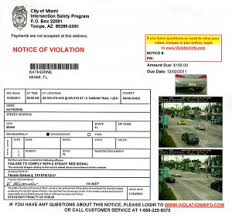 traffic light camera ticket florida red light camera ticket basics ticketfit traffic ticket