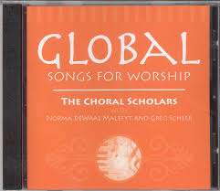 songs for worship cd