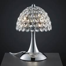 table lamp crystal bring elegance and beauty in your home
