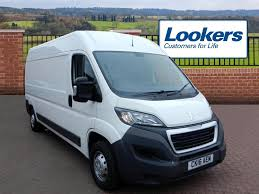 peugeot van used 2016 peugeot boxer 2 2 hdi h2 professional van 130ps for sale