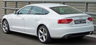 2010 audi a5 information and photos zombiedrive