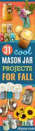 Wedding Ideas For Fall 31 Brilliantly Creative Mason Jar Projects For Fall Diy Joy