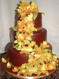 Fall Cake Decorations 31 Cake Ideas For Fall Weddings
