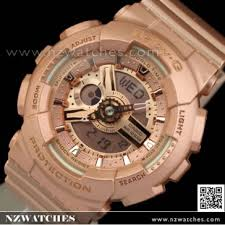 Jam Tangan Baby G Gold casio baby g analog digital 100m gold sport ba 111