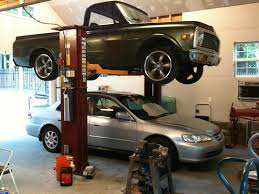 lifts in your garage the h a m b