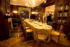 kings head table dinner party wedding strathmore mansion joy lyn