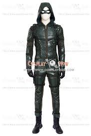 Green Arrow Halloween Costume Green Arrow Oliver Queen Costume Green Arrow Season 5 Cosplay