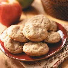 apple peanut butter cookies recipe taste of home