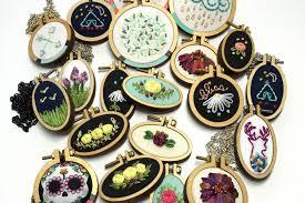 tiny embroidery tutorial u2013 random acts of amy