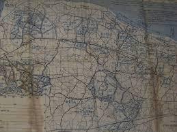 Normandy Map Normandy Omaha Beach Map