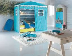 boys and girls bedroom ideas with nice tents by life time