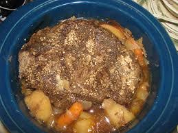 cooker pot roast use up leftover soda pop