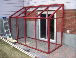Sun Porch Curtains Diy Temporary Sun Room With Plastic Shower Curtain Windows