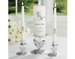 bougie personnalisã e mariage bougies de mariage etsy fr