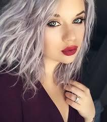 coupe cheveux gris 1000 ides sur le thme cheveux gris sur cheveux longs