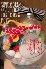 simple diy ornaments for and boys shes kinda crafty