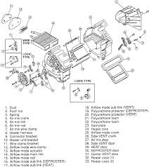heat diagram 1999 mazda 1999 mazda miata interior u2022 sewacar co